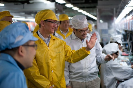 The FLA finds Apple supplier Foxconn in violation of Chinese wage, salary and overtime labor regulations ...