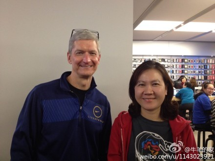 tim cook china visit Tim Cook does what Jobs didnt: Visit China as Apples CEO