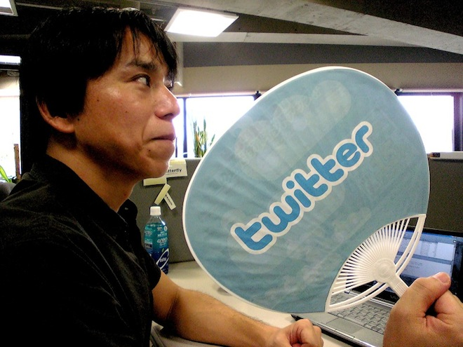 Happy birthday Twitter – 6 years ago, @jack was 'just setting up his twttr'