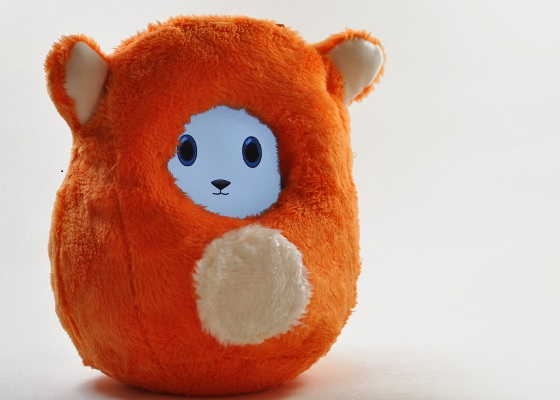 Ubooly: The smart stuffed animal with an iPod touch for a brain