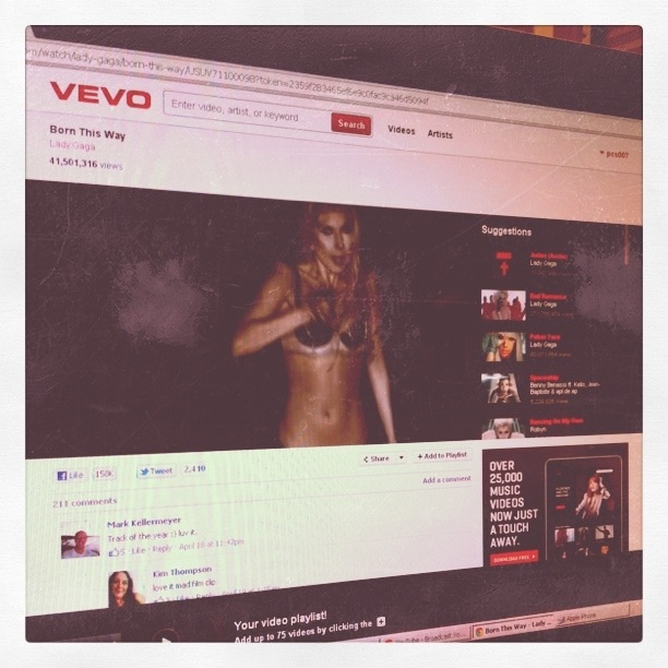 Vevo's refresh boosted engagement; Facebook sharing up 100%, CEO says