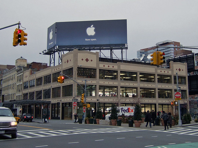 NYC Apple stores to participate in Tribeca Film Festival by hosting events
