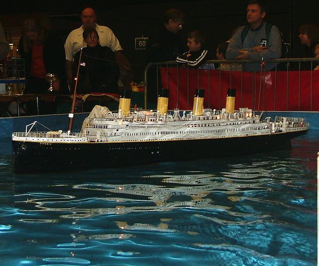 Take A D Tour Of Titanic With Google Earth - Cruise ship google earth