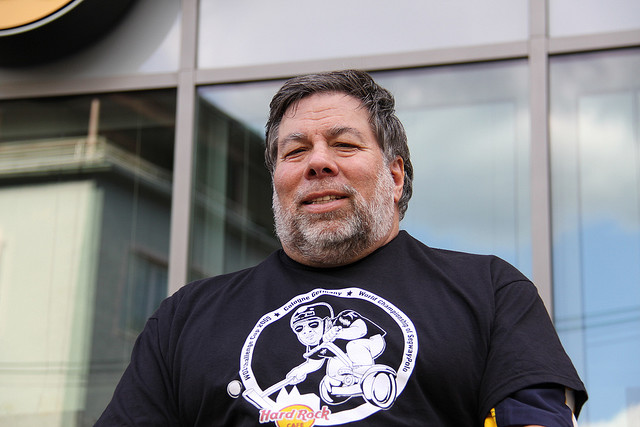 "Steve Wozniak on Windows Phone: ""Compared to Android, there's no contest"""