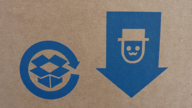 Dropbox Adds Drag And Drop Functionality For File Sharing