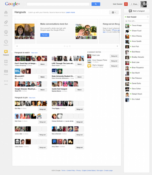 5 small 520x598 Now with 170 million users, Google+ gets a complete redesign
