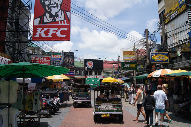 Facebook faux pas: Thai netizens cry fowl as KFC tells public to order chicken during Tsunami scare