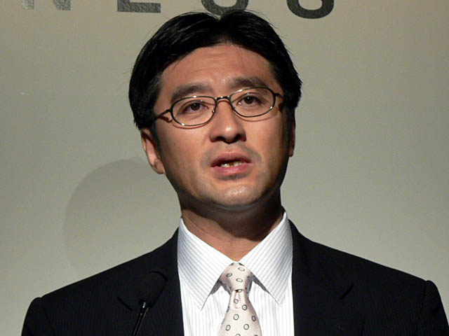 Sony continues its executive reshuffle as Kunimasa Suzuki replaces mobile chief Bert Nordberg