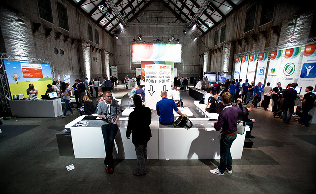 TNW2012: Reintroducing one-on-one meetings with investors