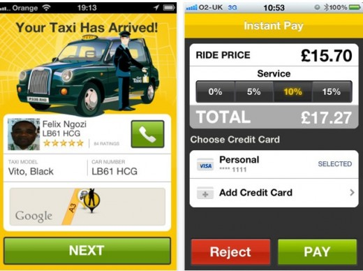 GTA2 520x388 GetTaxis iOS app now lets you view taxis in your area and give your location by nearest landmark
