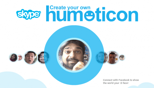 Humoticon 520x300 Skype launches its Humoticons Facebook app to put some humanity into how we communicate