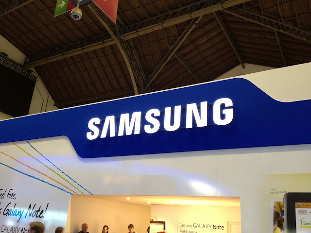 """Samsung sends out event invites to """"come and meet the next Galaxy"""" on May 3 in London. Galaxy ..."""