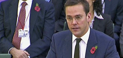 James Murdoch to step down as BSkyB chairman