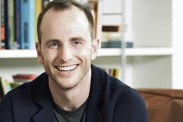 "Airbnb co-founder Joe Gebbia on The Sharing Economy: ""We're all just learning from each other ..."