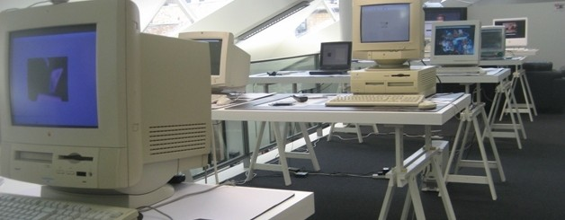 Old & New Computers