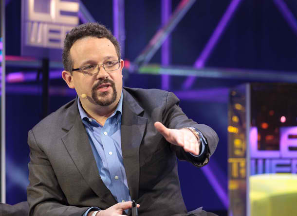 "Phil Libin on starting Evernote: ""Everyone wants a better brain"" – #TNW2012 video interview ..."