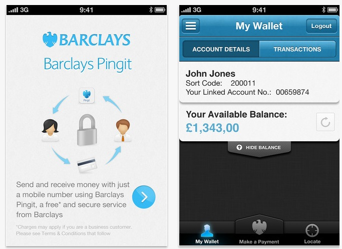 how to send a bank transfer barclays