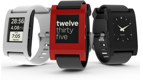 Pebble smartwatch breaks Kickstarter's $3.3 million record…with a full month still to go