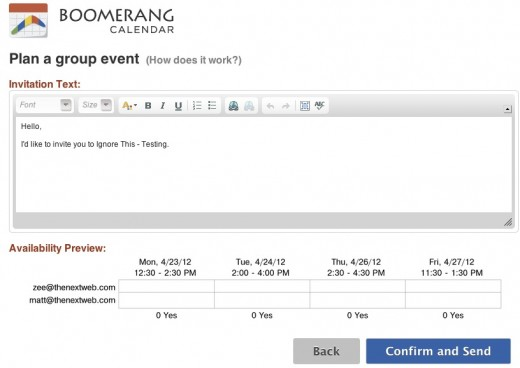 Screen Shot 2012 04 25 at 10.57.52 AM 520x368 Huge! Boomerang Calendar turns your Google Calendar into what is should have been