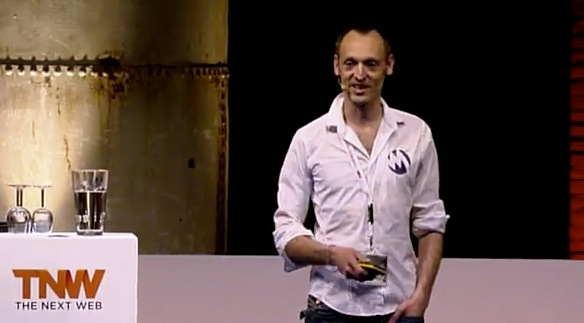 "Steve Keil – ""We aren't people, we are resources"" – Keynote from #TNW2012 ..."