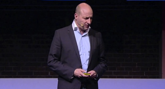 """Matt Barrie, CEO of Freelancer.com – """"The world is getting flatter every day"""" [Video] ..."""