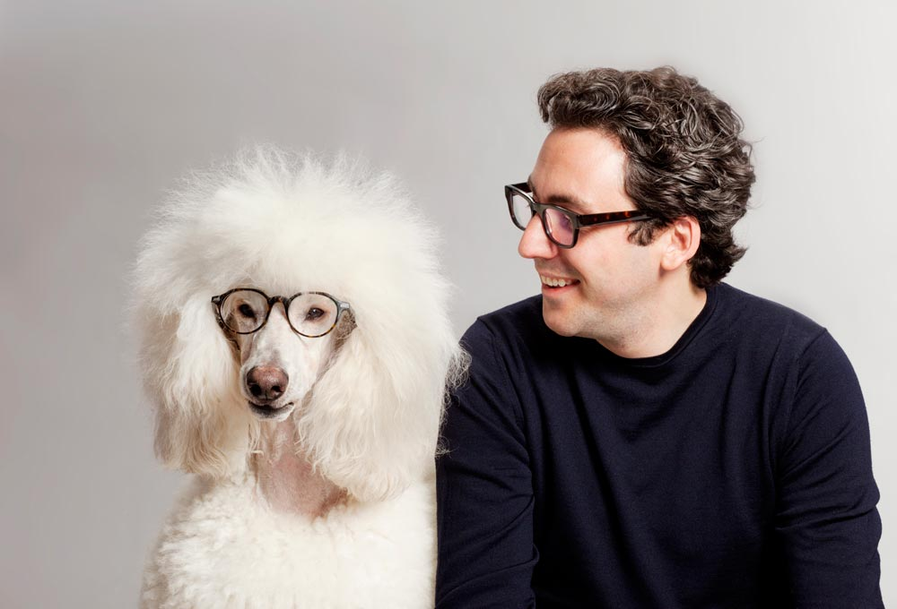 Just launched! Warby Barker starts selling custom frames for canines