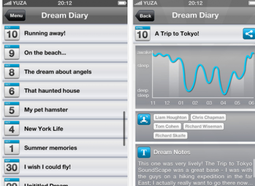 b2 520x381 Dream:On: This iOS app promises to influence your dreams