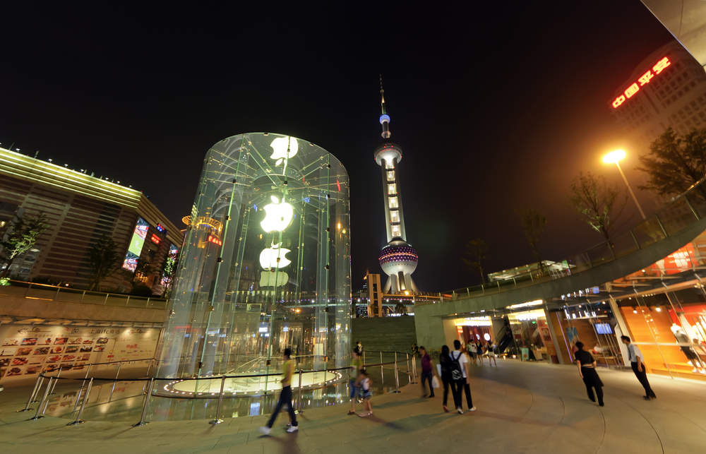 Last week in Asia: Apple soars in China, Samsung tops global mobile sales and more