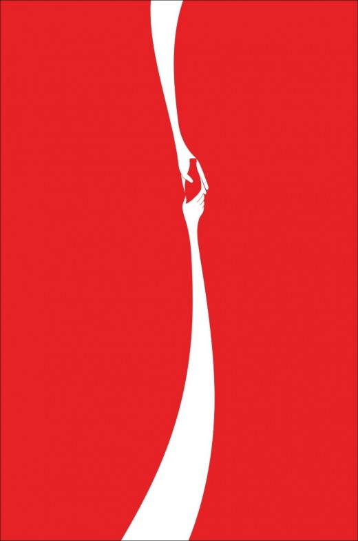coke41.jpg1 520x785 Hong Kong student behind Steve Jobs Apple logo tribute lands Coca Cola ad project