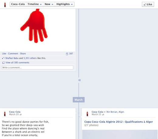 gaps Adapting to Facebook Timeline is a huge challenge for brands, here are some tips on where to focus