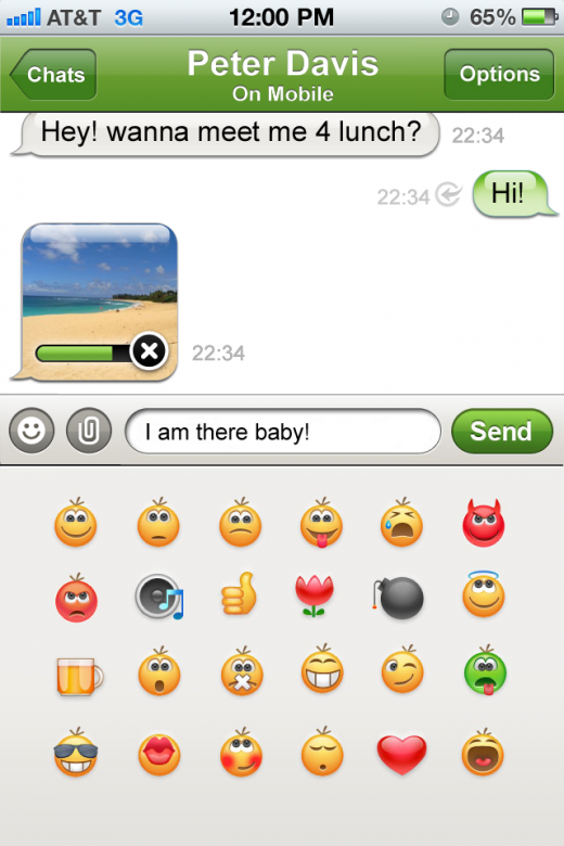img6 520x780 With 2 million active app users, ICQ shifts strategic focus to mobile platforms