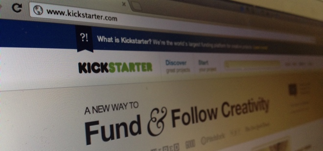 Crowdfunding site Kickstarter accused of banning artist who received 'too much comment spam' ...