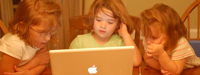 Our children and Facebook. AVG releases its latest 'Digital Diaries' research