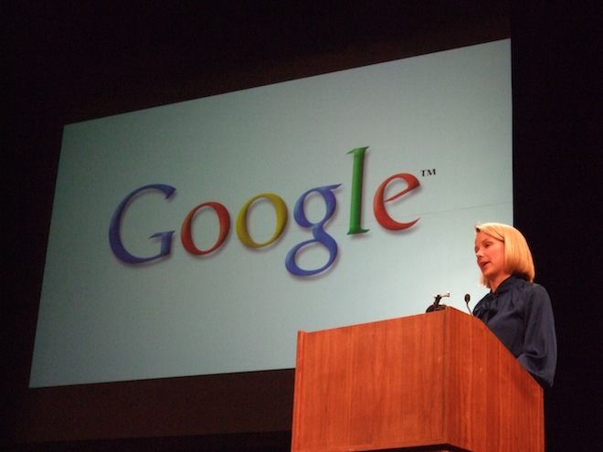 Google VP Marissa Mayer nominated for Walmart board seat