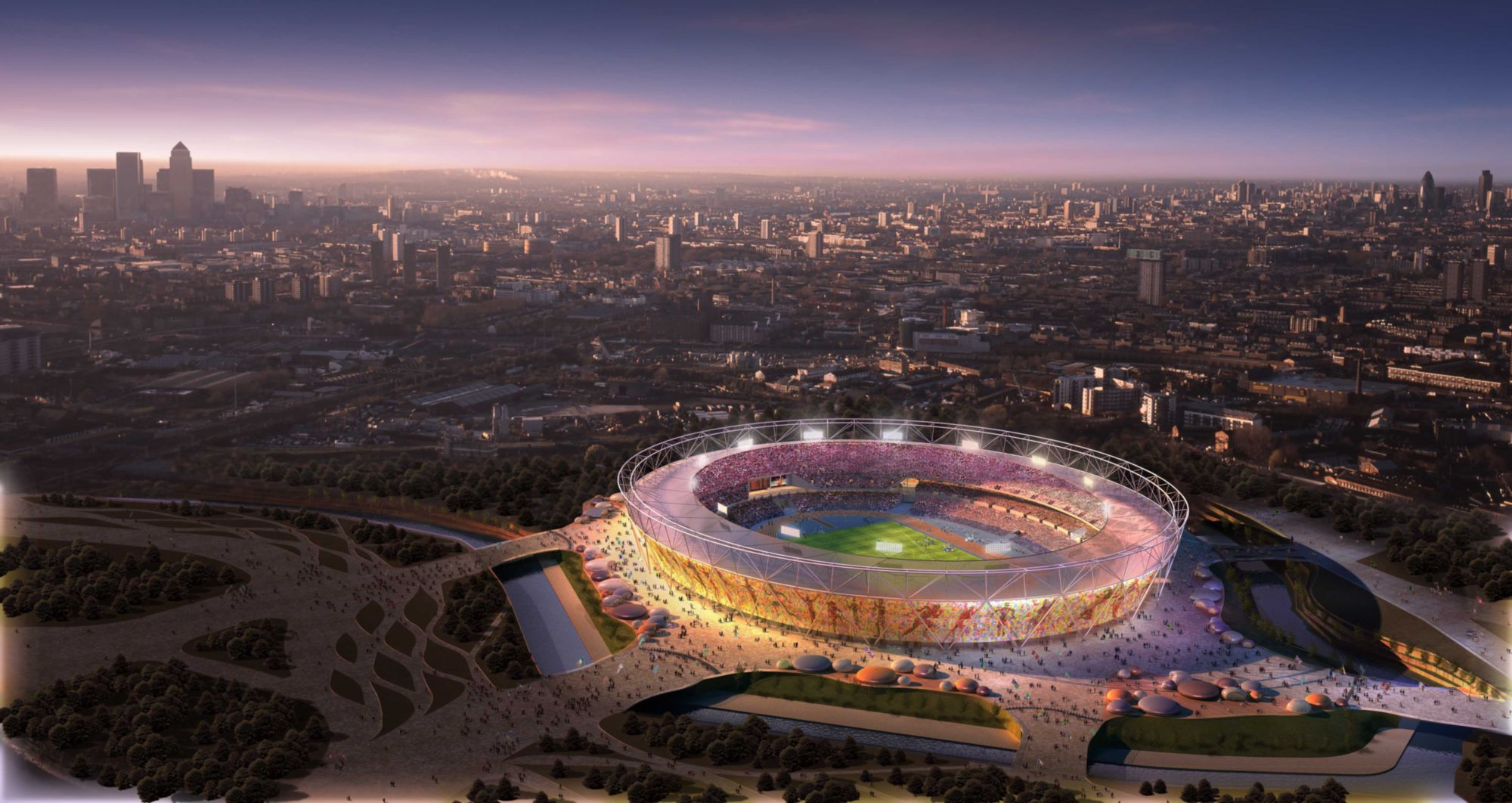 Alex Huot: London 2012 will be the first Social Media Olympics