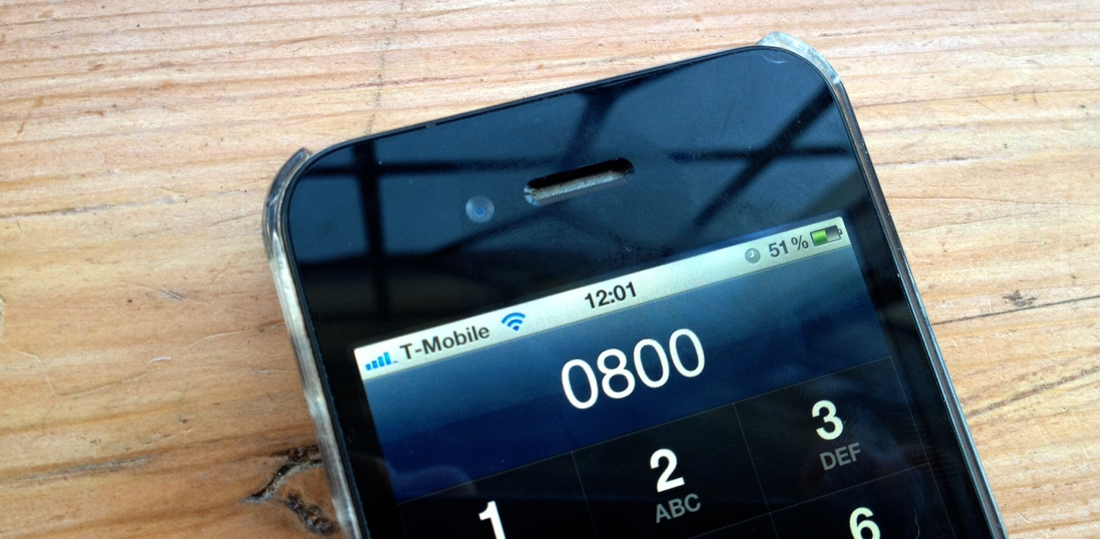 At last: UK 0800 numbers could soon be free to call from mobile phones