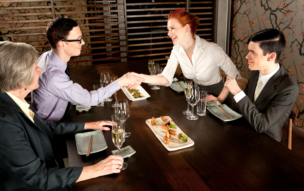 Lunching with strangers: The rise of social meals