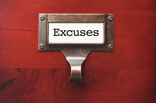 Naming your business excuses