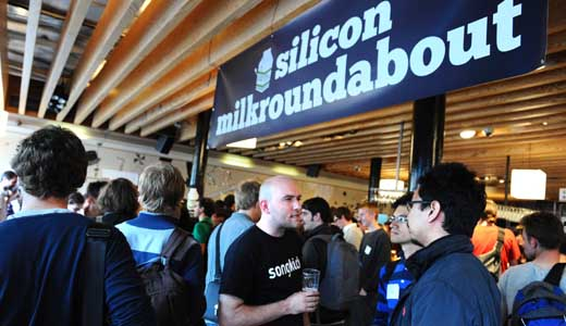 smr5202 Silicon Milkroundabout jobs fair returns in London with new event heading to Cambridge