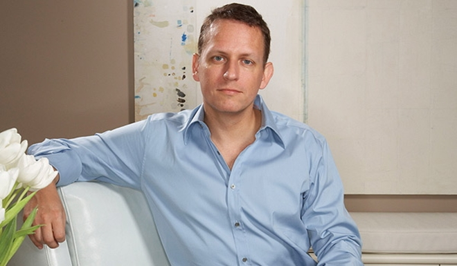 Peter Thiel: Competition is good for society, bad for business