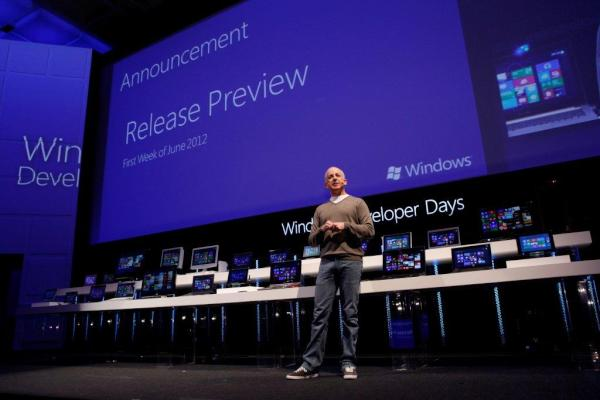 Microsoft confirms the Release Preview of Windows 8 will arrive in June