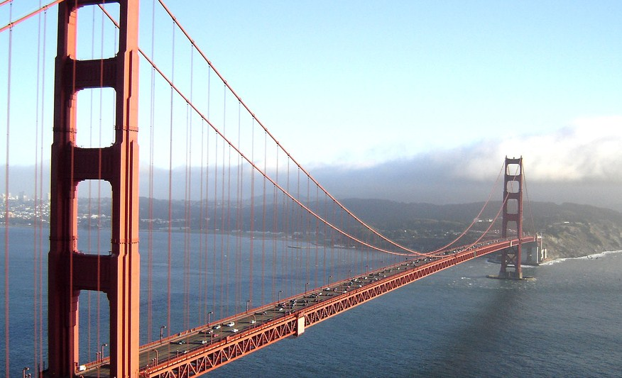 Historical rewind: This video of the building of the Golden Gate Bridge will blow your mind