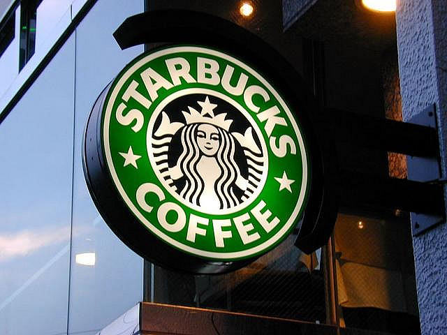 Donation by action: Starbucks to donate $1 for foursquare check-ins to fight AIDS with (RED)