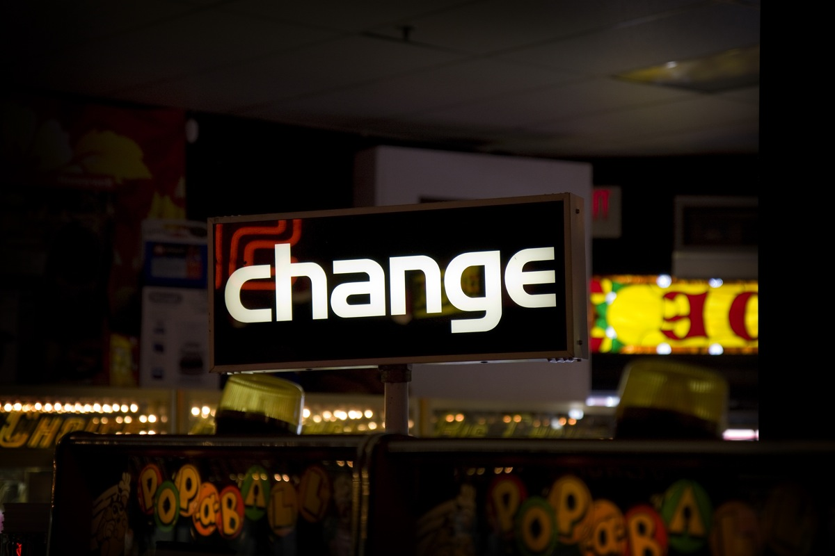 Technology + Purpose = Social Change