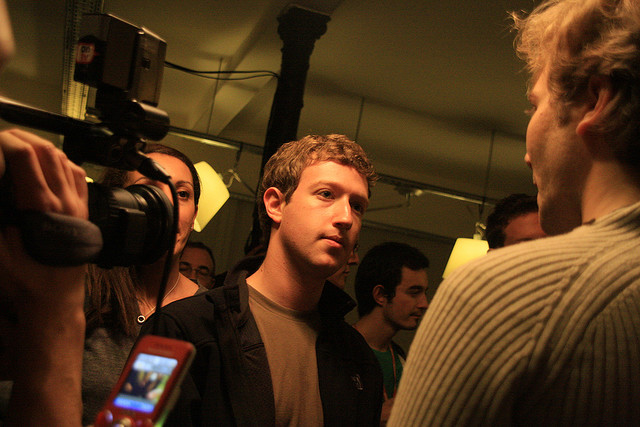 Zuckerberg reportedly skips IPO pitch in Boston, Facebook scraps roadshow video