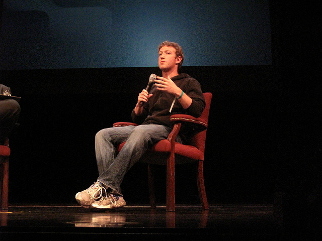 Andy Samberg impersonates Mark Zuckerberg, Mark Wahlberg, Nicolas Cage at Harvard