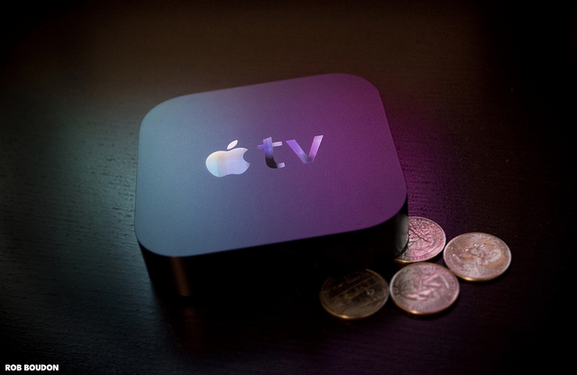 Apple releases 5.0.1 update for second and third generation Apple TV's