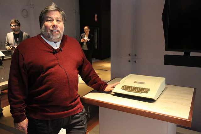 "Steve Wozniak brands price discrimination by Apple, others in Australia as ""horrible"""