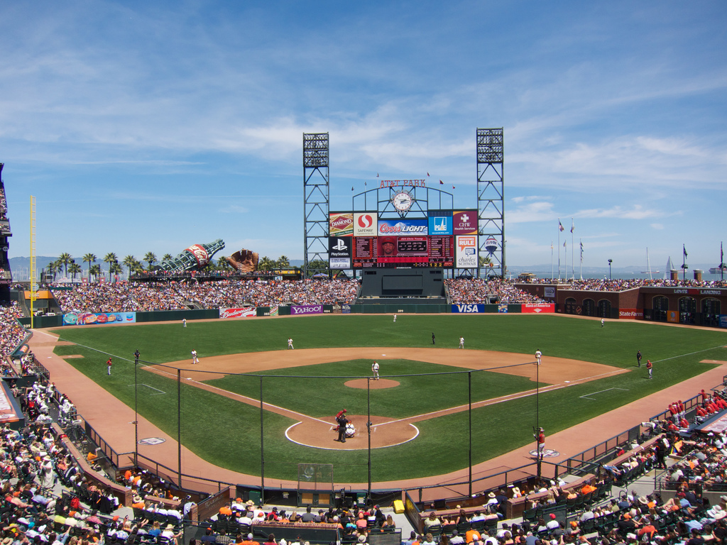 Exec is invading AT&T Park to bring you hot dogs and beer during Giants games