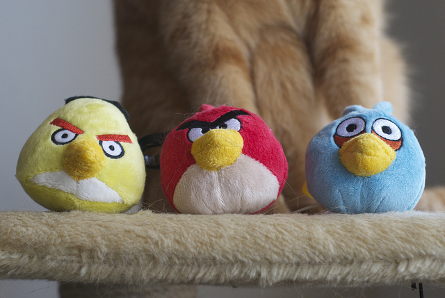 Rovio now lets Angry Birds players embed levels on Facebook and websites with 'Share & Play' ...